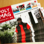 Polymag, le magazine des collaborateurs de Polygone