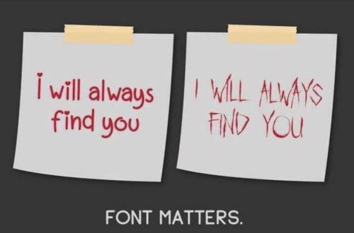 font_matters
